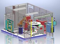 Roboterkompaktzelle